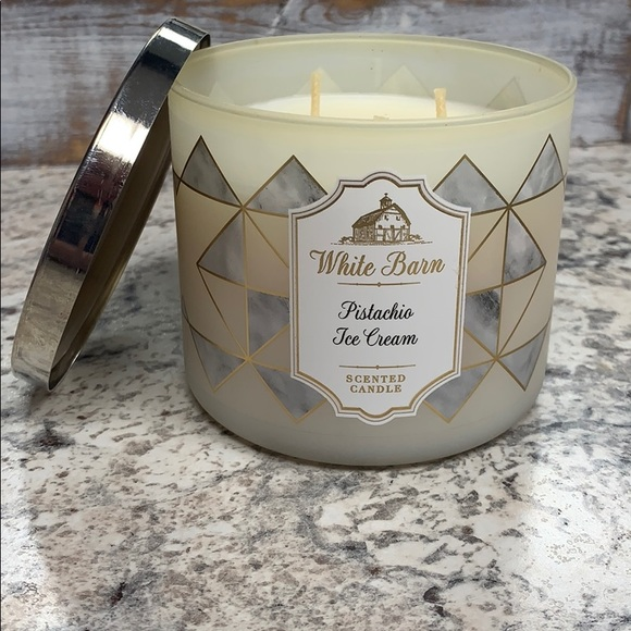 Pistachio Ice Cream 3 wick candle